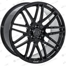 Allante 1003 10x21 5x130 ET45 DIA84.1 Black