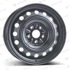 ALST (KFZ) 7625 Toyota 6.5x16 5x114.3 ET39 DIA60 Black