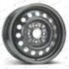 ALST (KFZ) 8110 Mitsubishi 6x15 4x114.3 ET46 DIA67 Black