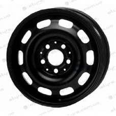 ALST (KFZ) 8220 Mercedes Benz 5.5x15 5x112 ET54 DIA66.5 Black
