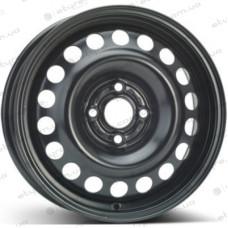 ALST (KFZ) 8390 Opel 6x15 4x100 ET49 DIA56.5 Black