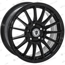 Allante 184 7x16 5x114.3 ET40 DIA67.1 Black
