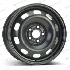 ALST (KFZ) 8380 Volkswagen 6x15 5x100 ET38 DIA57 Black