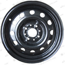 ХЗДК DYV ВАЗ-2110 5.5x14 4x98 ET35 DIA58.6 Black