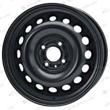 ALST (KFZ) 9021 Volkswagen 6.5x17 5x112 ET38 DIA57.1 Black